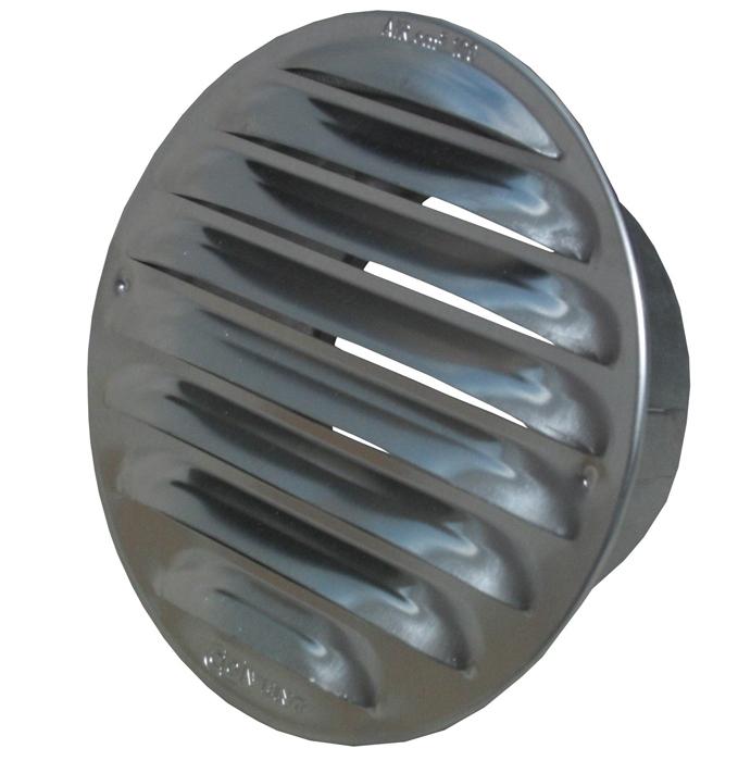 Ventilationsgaller av aluminium