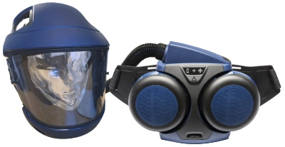 Friskluftsmask som skyddar din hälsa